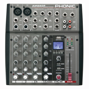 PHONIC-AM220P-front
